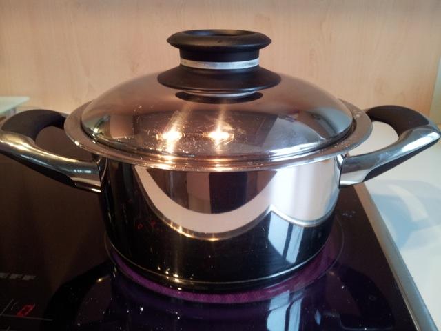 Kochen lassen