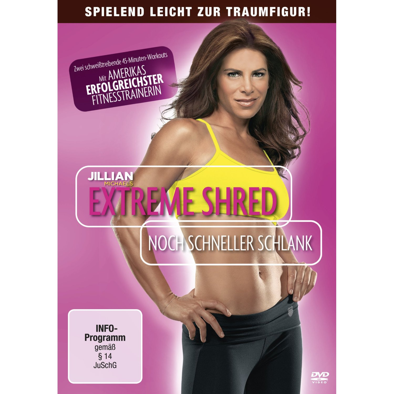 Extreme Shred Dvd