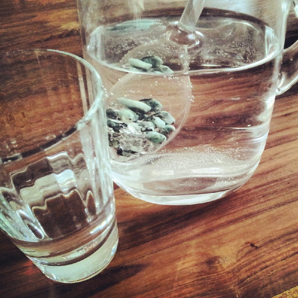 Regenerationswasser