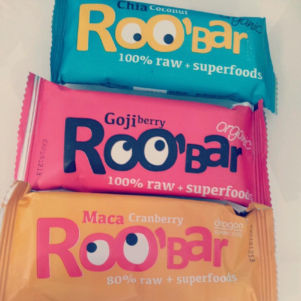 Roo Bar zum Ausprobieren