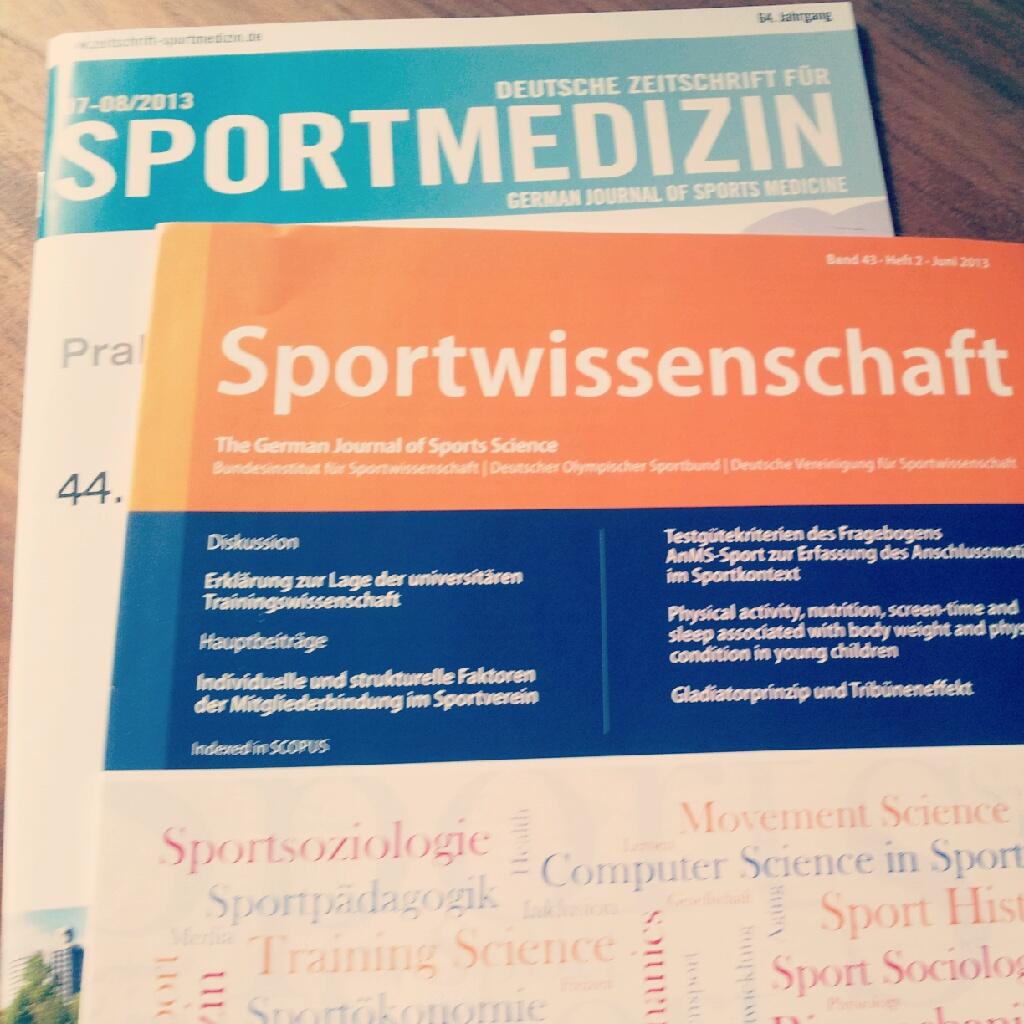 Sportwissenschaften und Sportmedizin