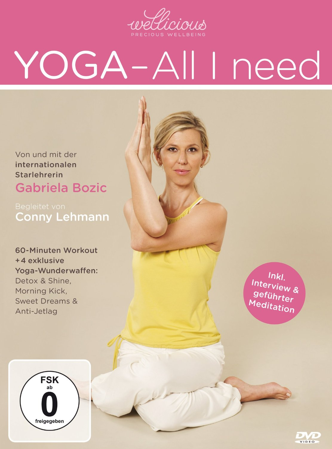 Yoga All I need Dvd