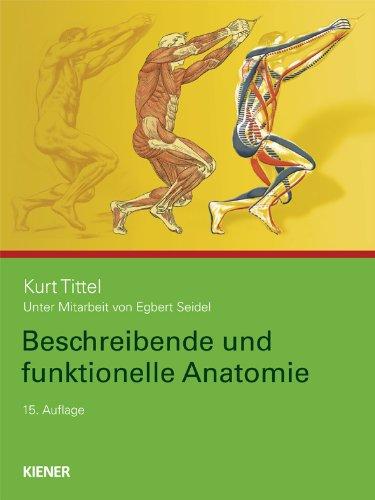 Buch-Tipp: Beschreibende und funktionelle Anatomie ...