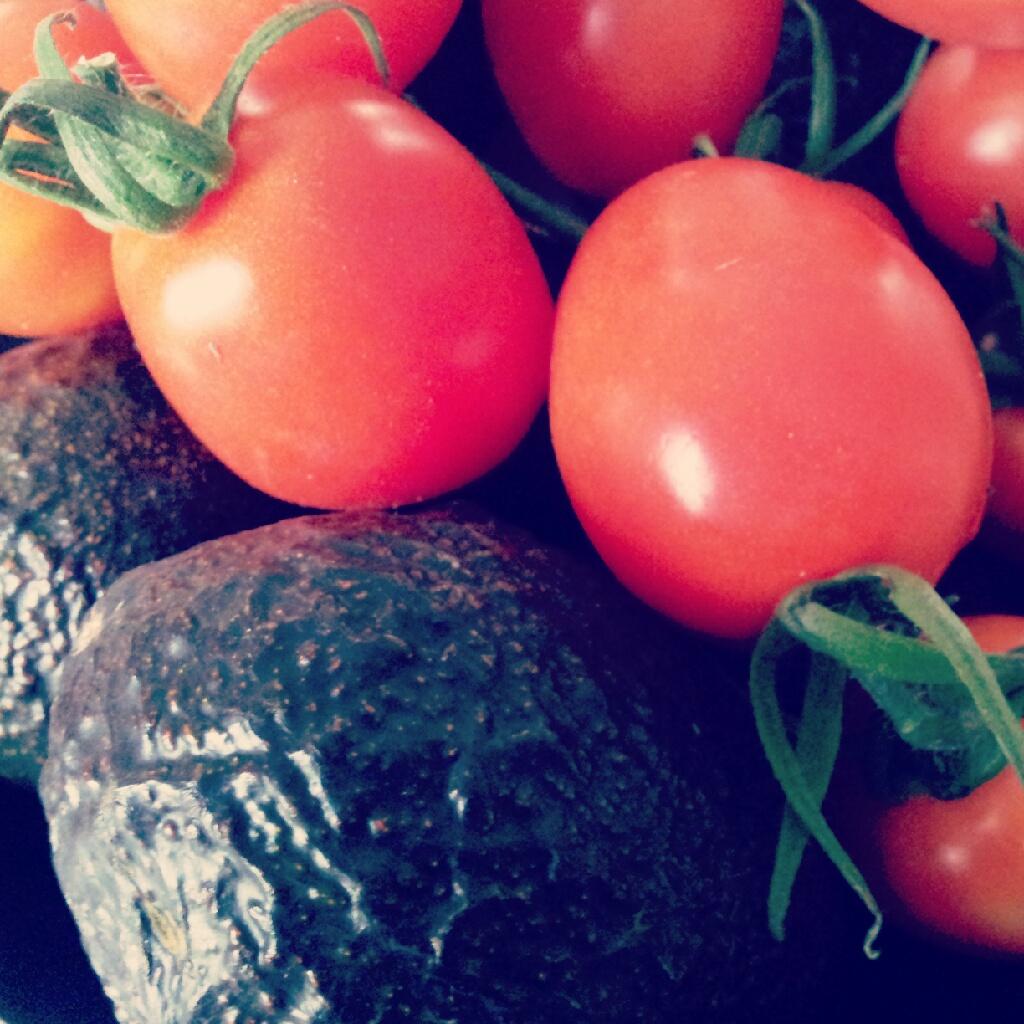 Avocado meets Tomate