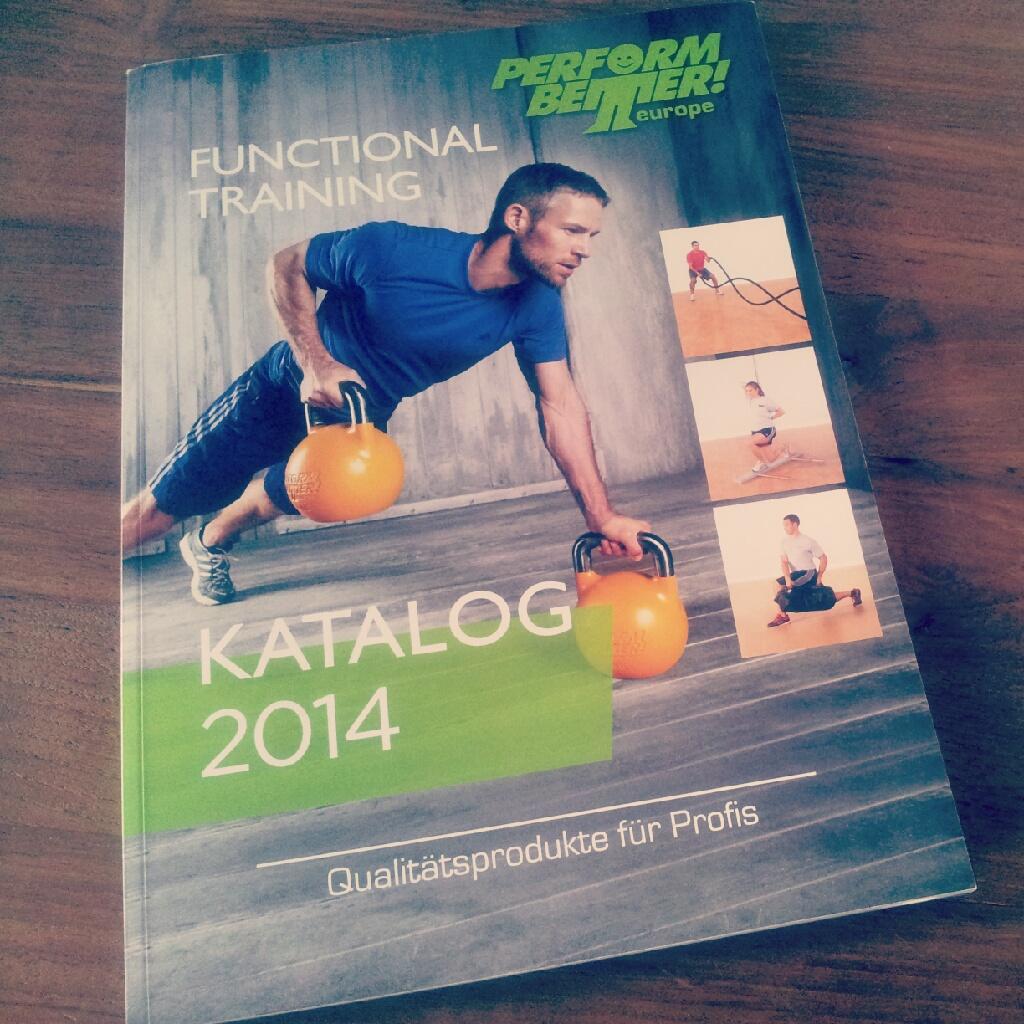 Perform Better Katalog 2014