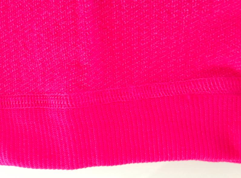 Gilofa pink Material