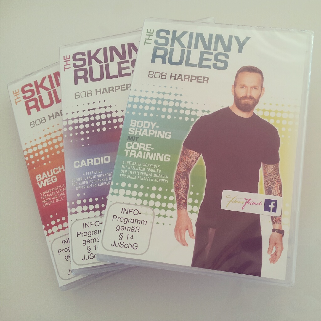 Skinny Rules Dvds