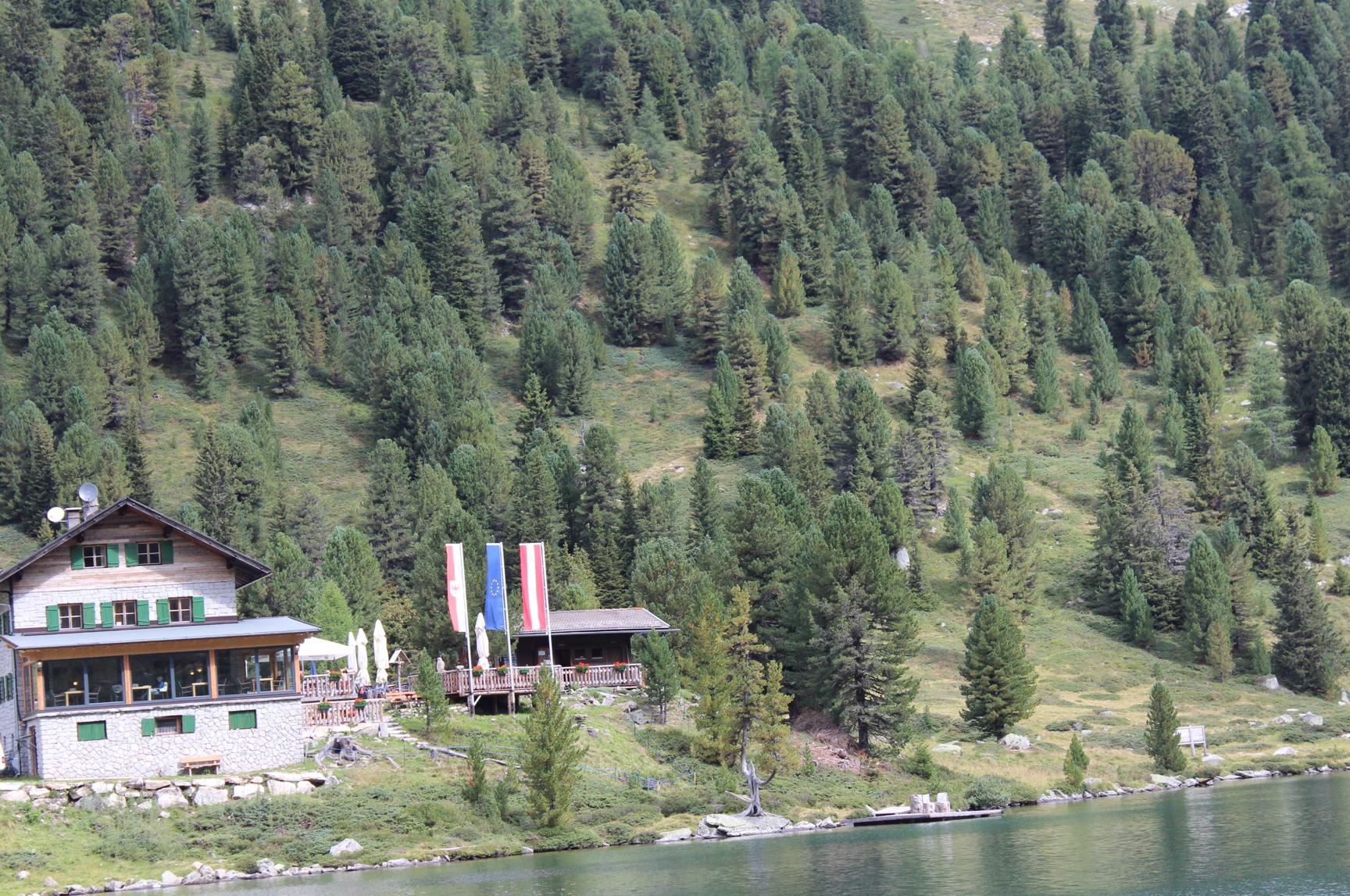 17 Einkehren am Obersee Staller Sattel Osttirol