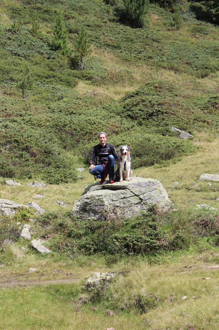 36 Wandern mit Hund in Tirol