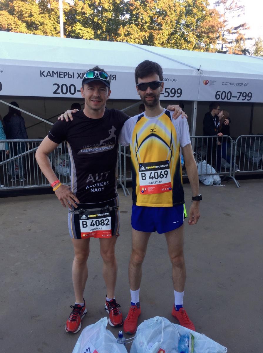 10 Moskau Marathon 2015