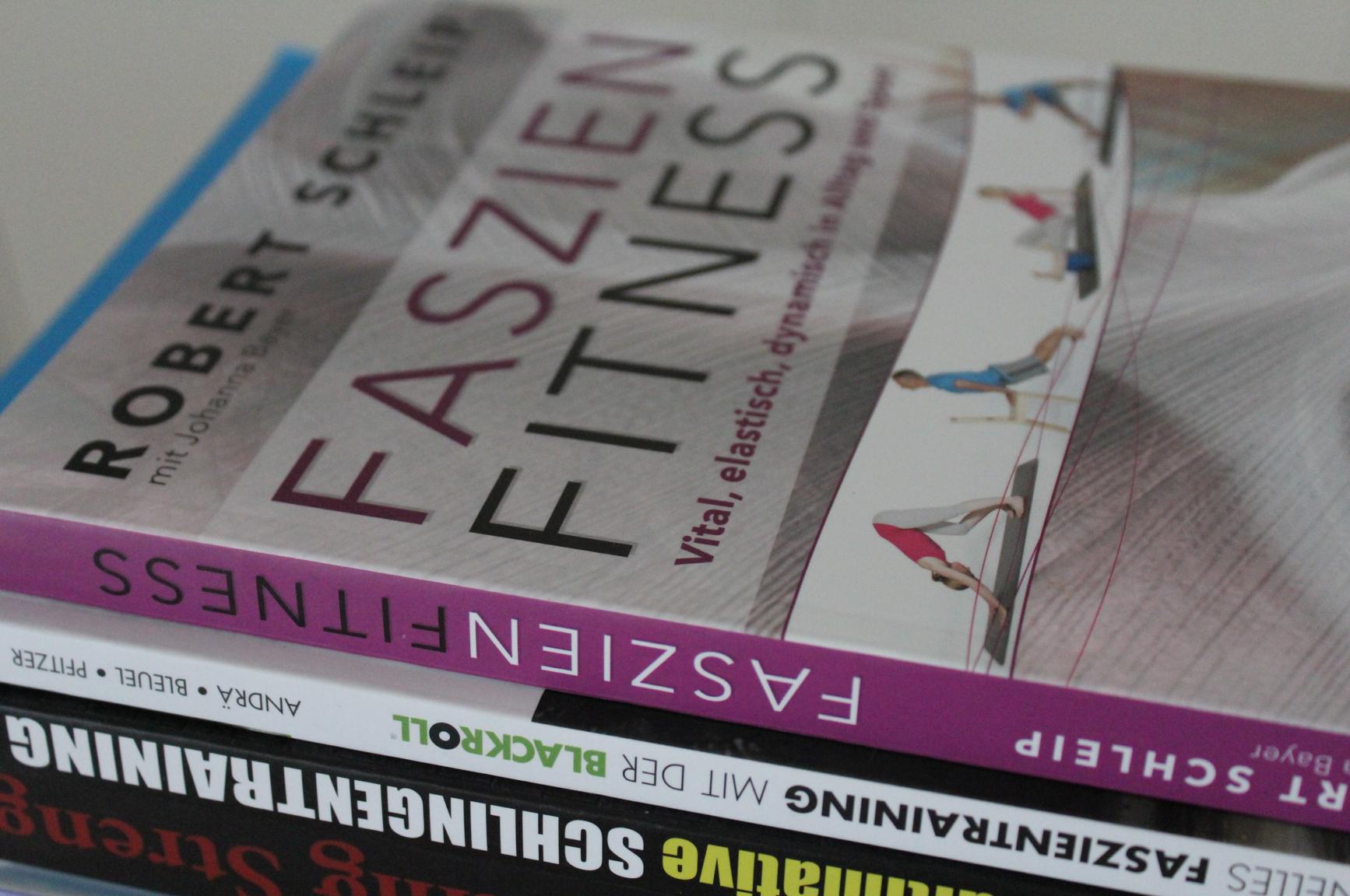 Trainingsbücher