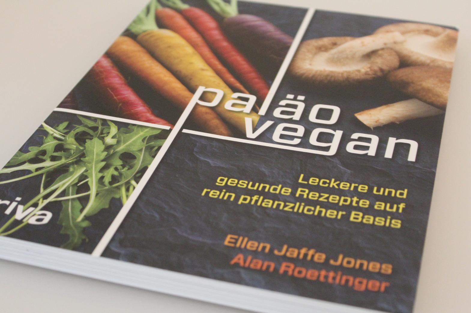 21 Paläo Vegan Buch