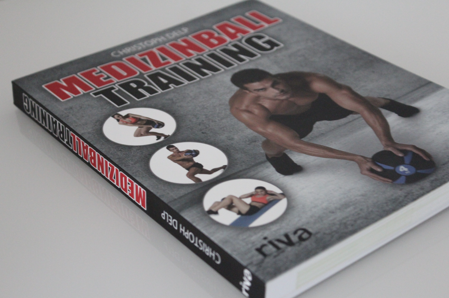 22 Medizinball Training Buch