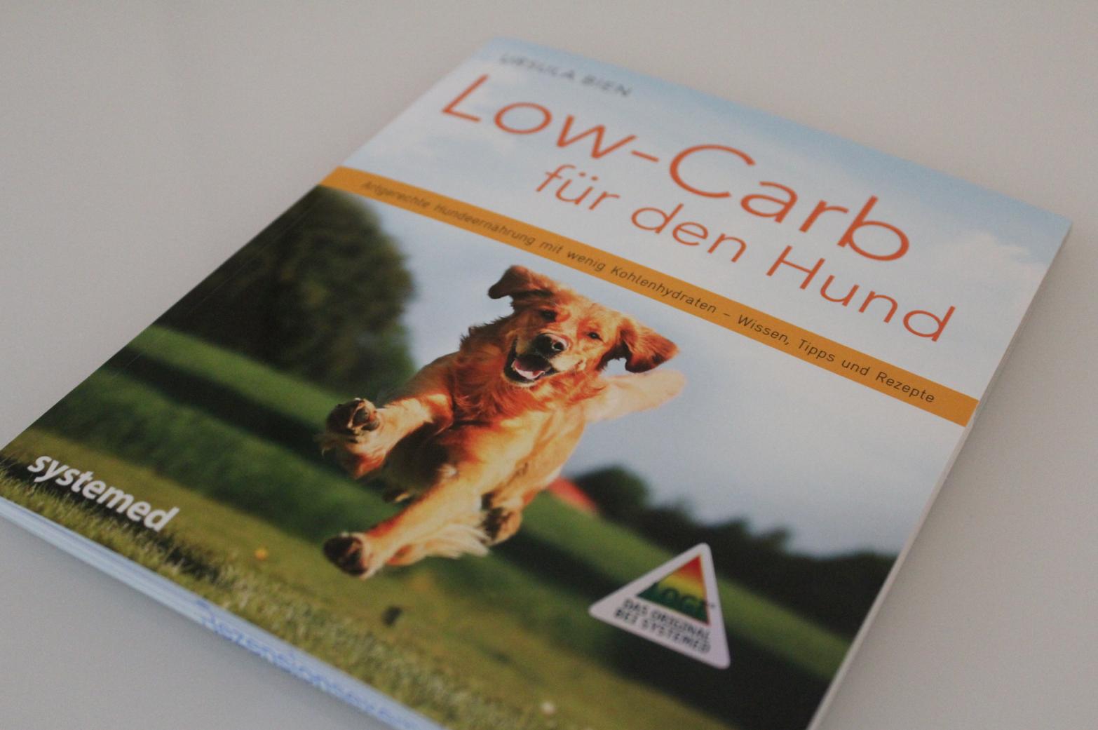 5 Low Carb für den Hund Buch