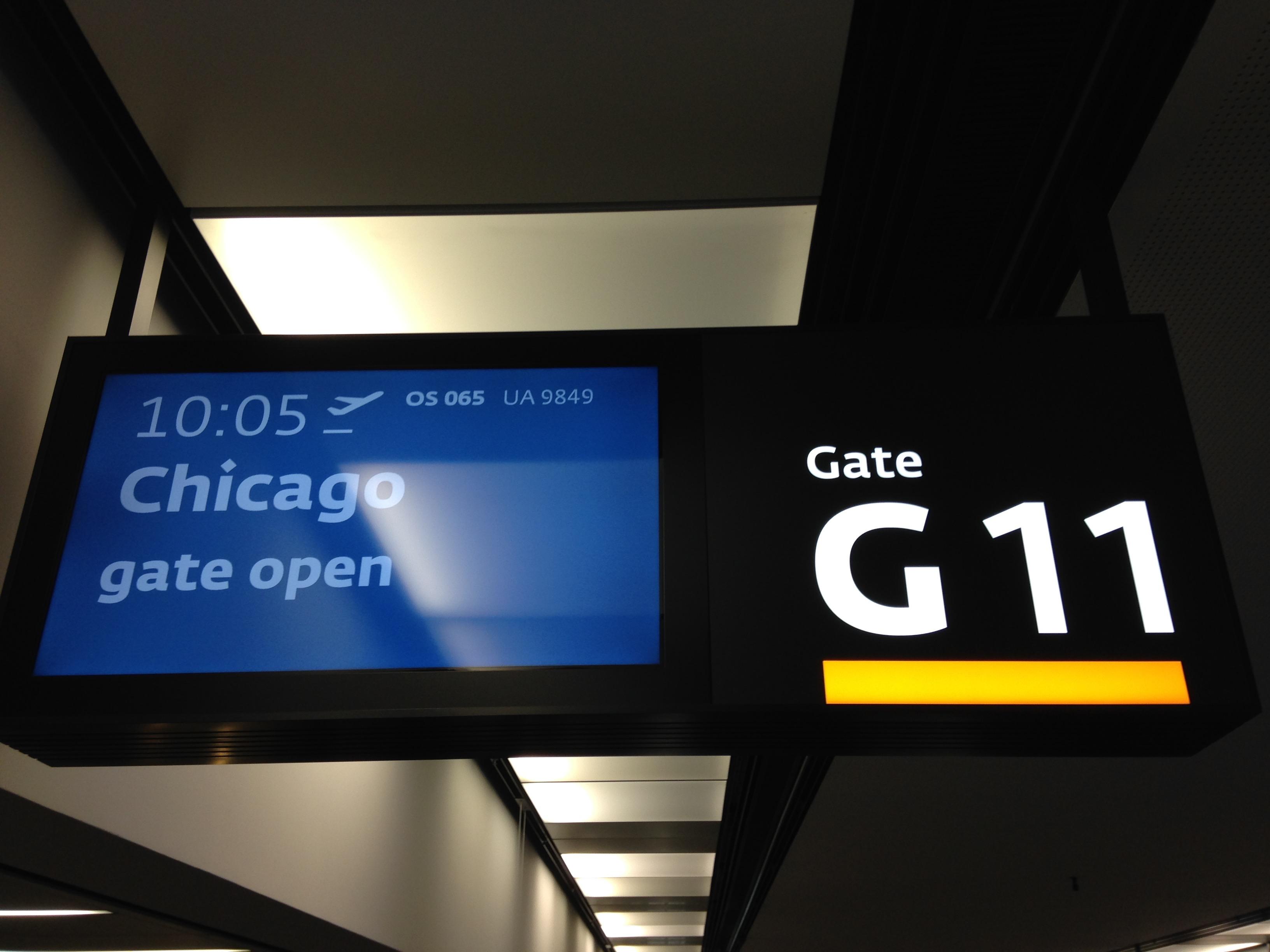 Gate Chicago