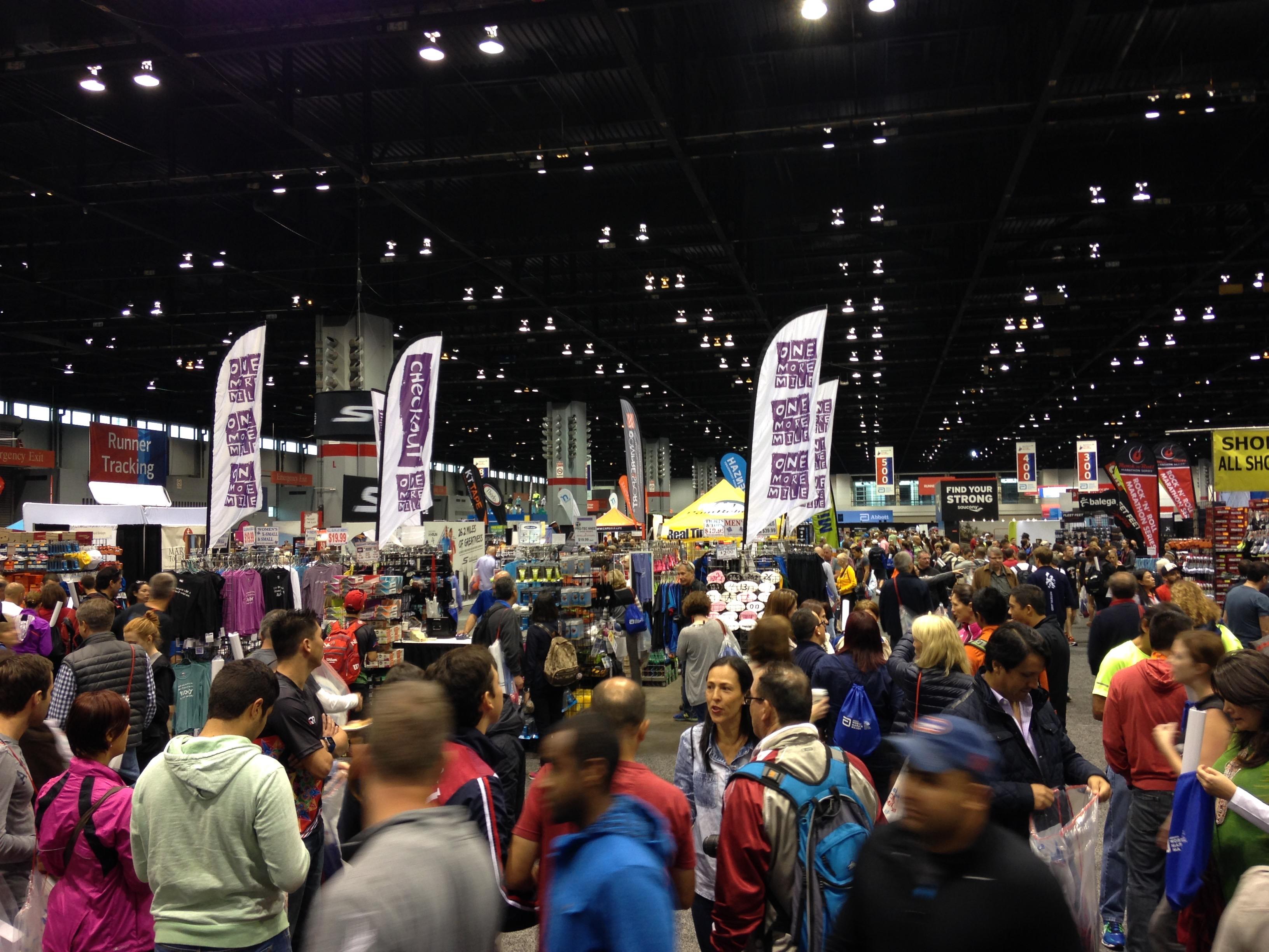 EXPO Chicago Marathon