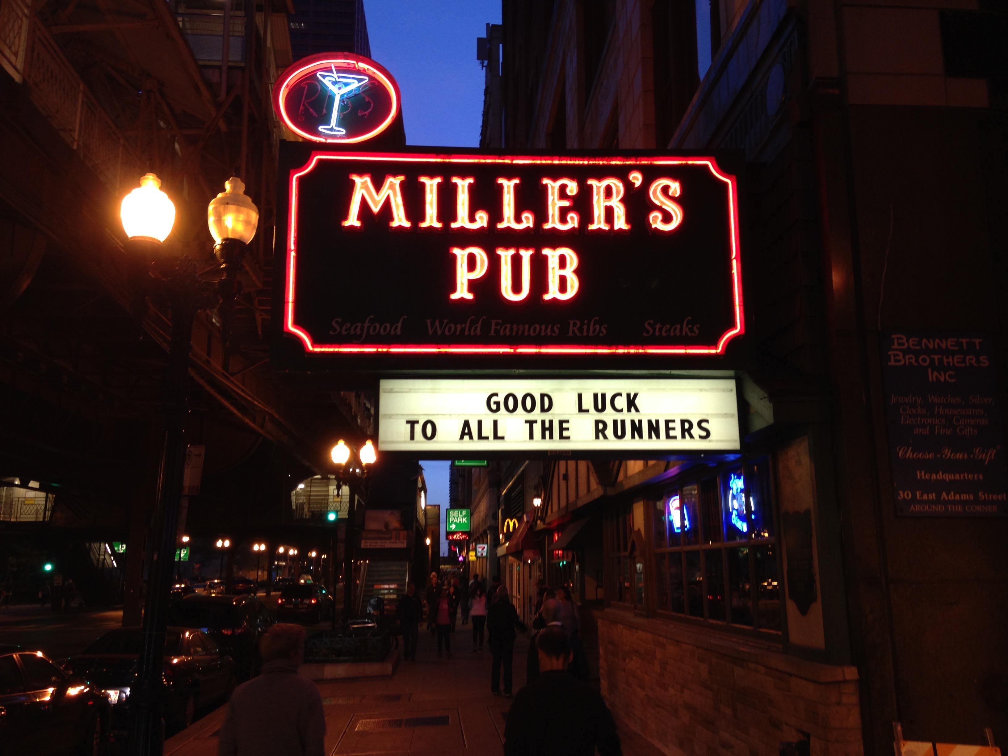 Marathon Pub Chicago