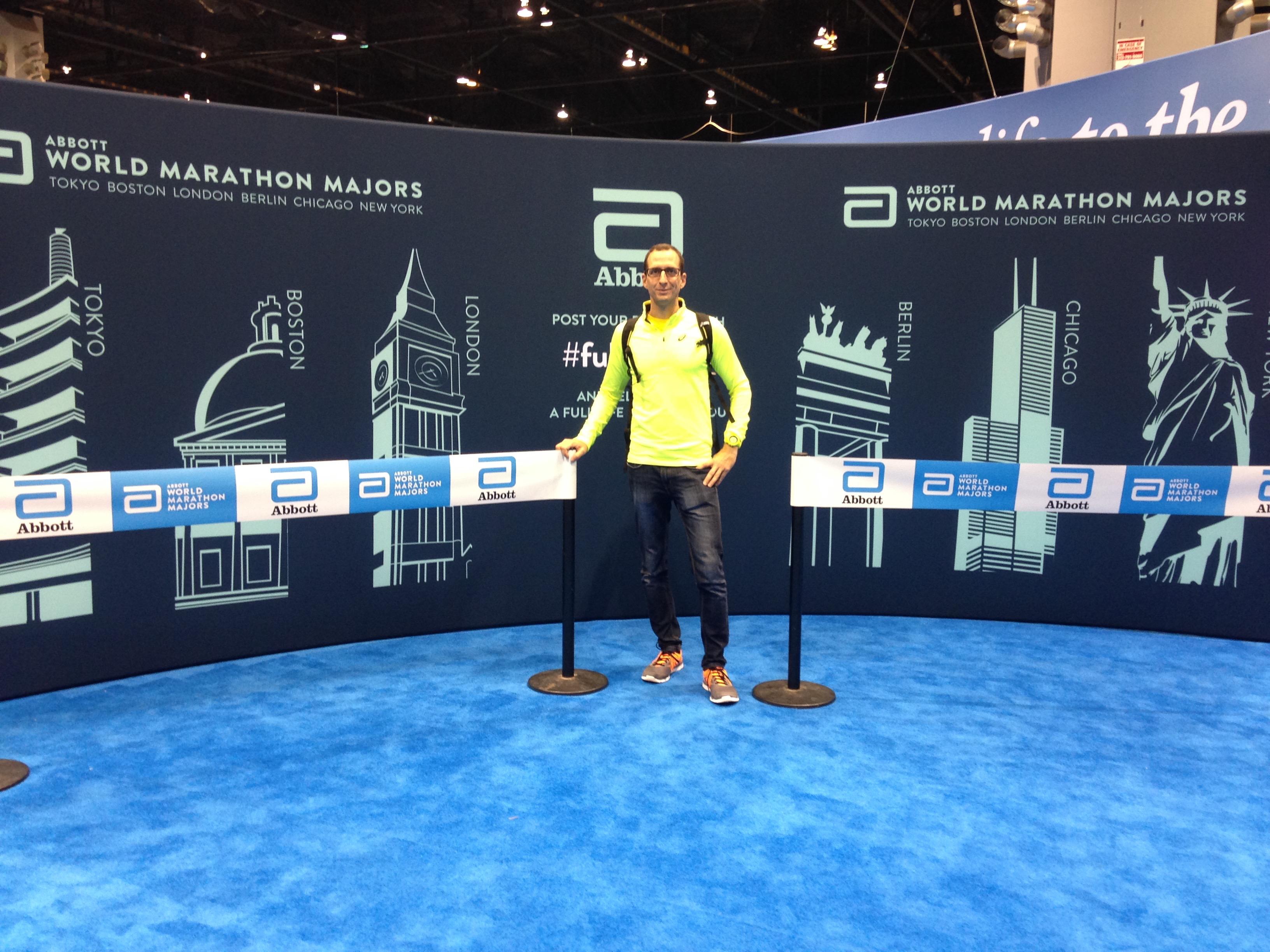 Marathonreise Chicago LaufSportPraxis