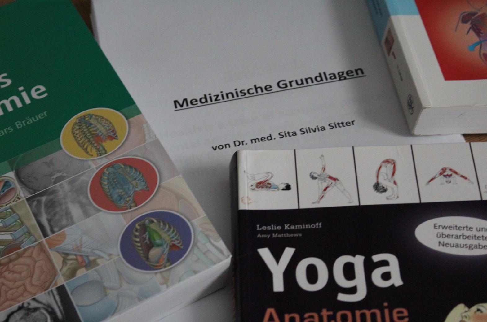 1 Yoga Anatomie Ausbildung