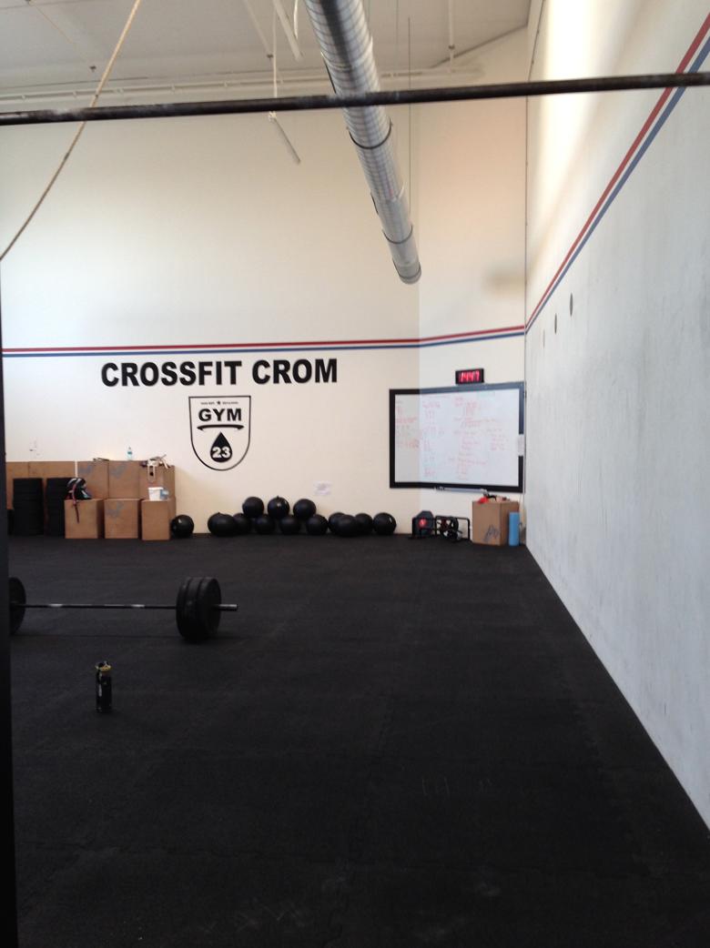 12 Crossfit Box