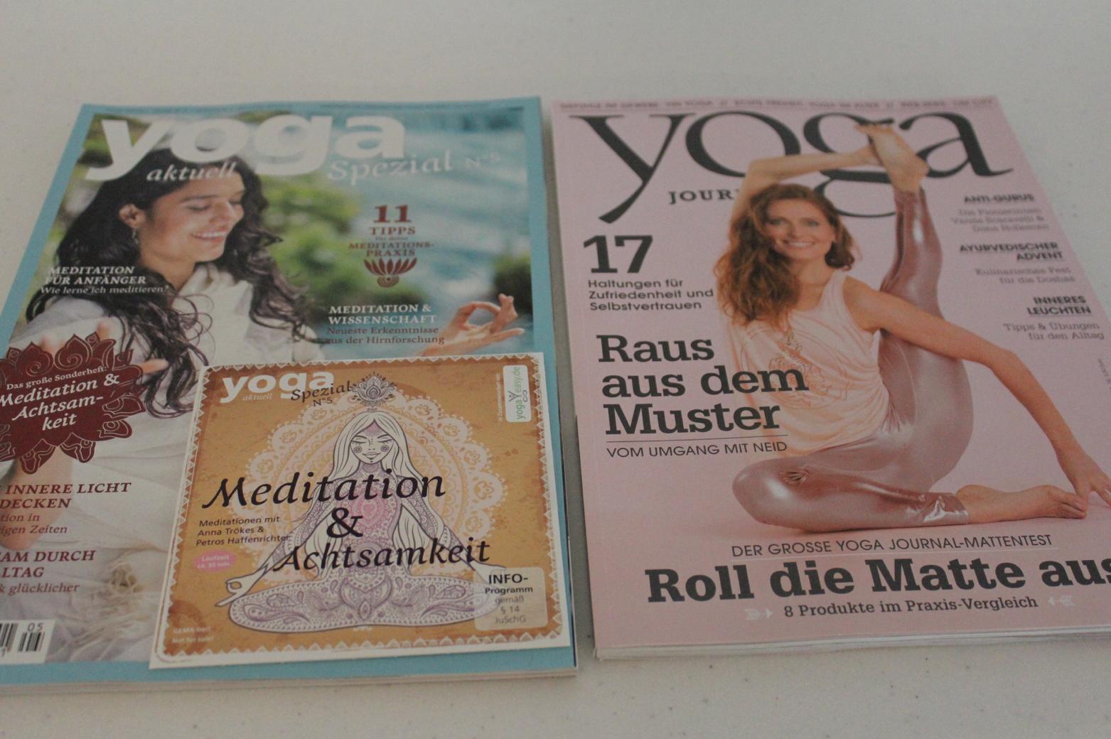 13 Yoga Magazine