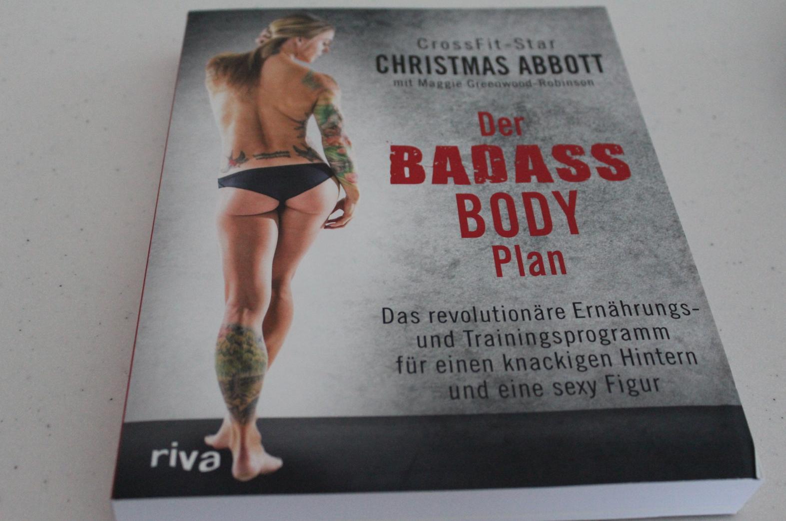 20 Badass Body Plan Buch