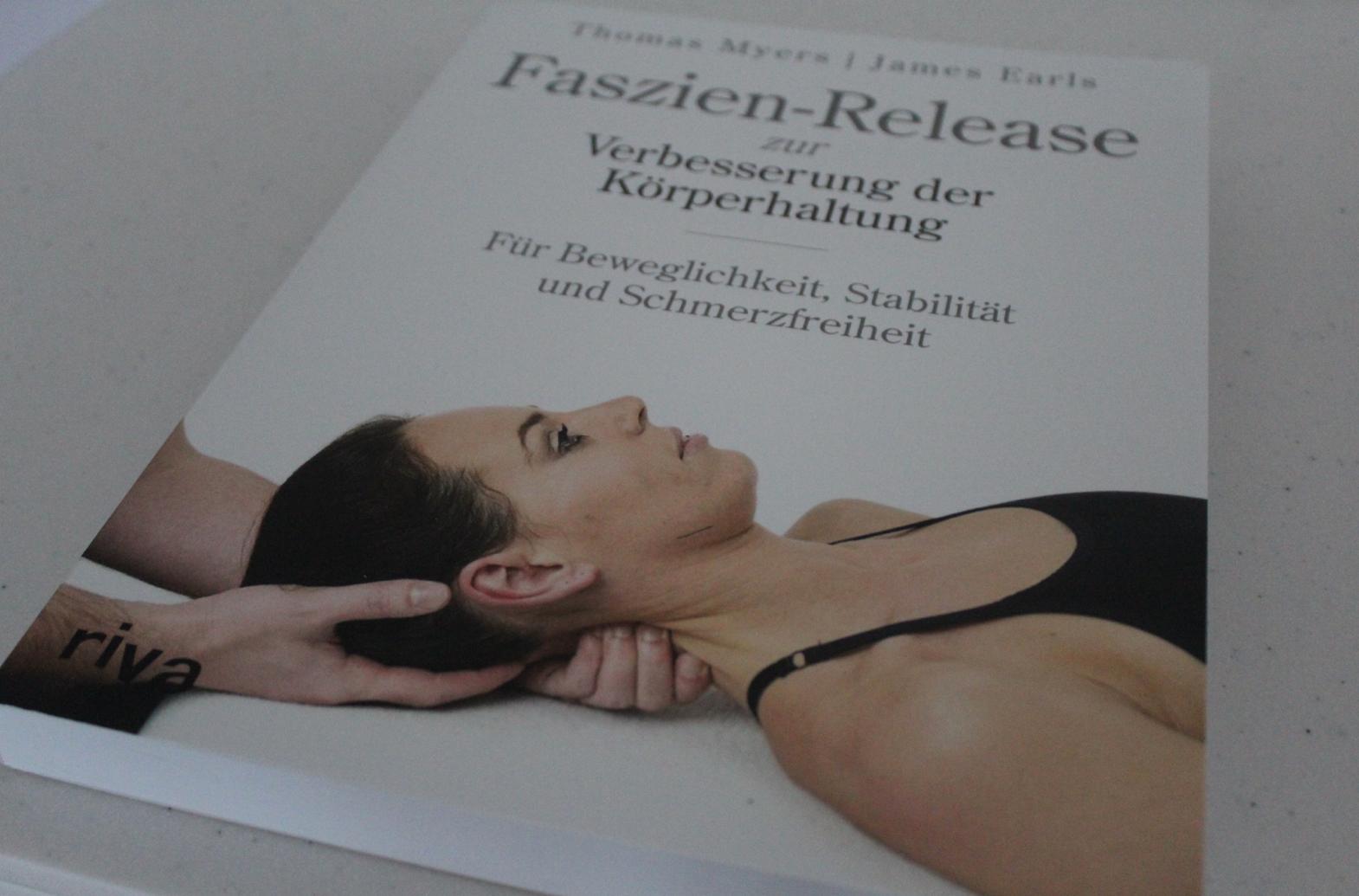 21 Faszien Release Buch