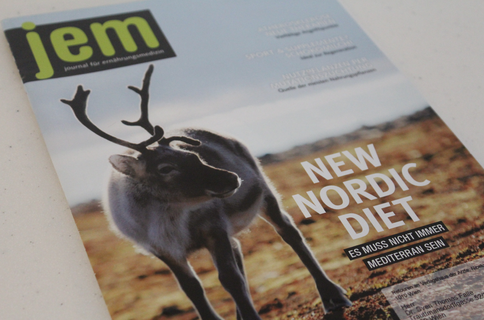 24 Jem Magazin New Nordic Diet