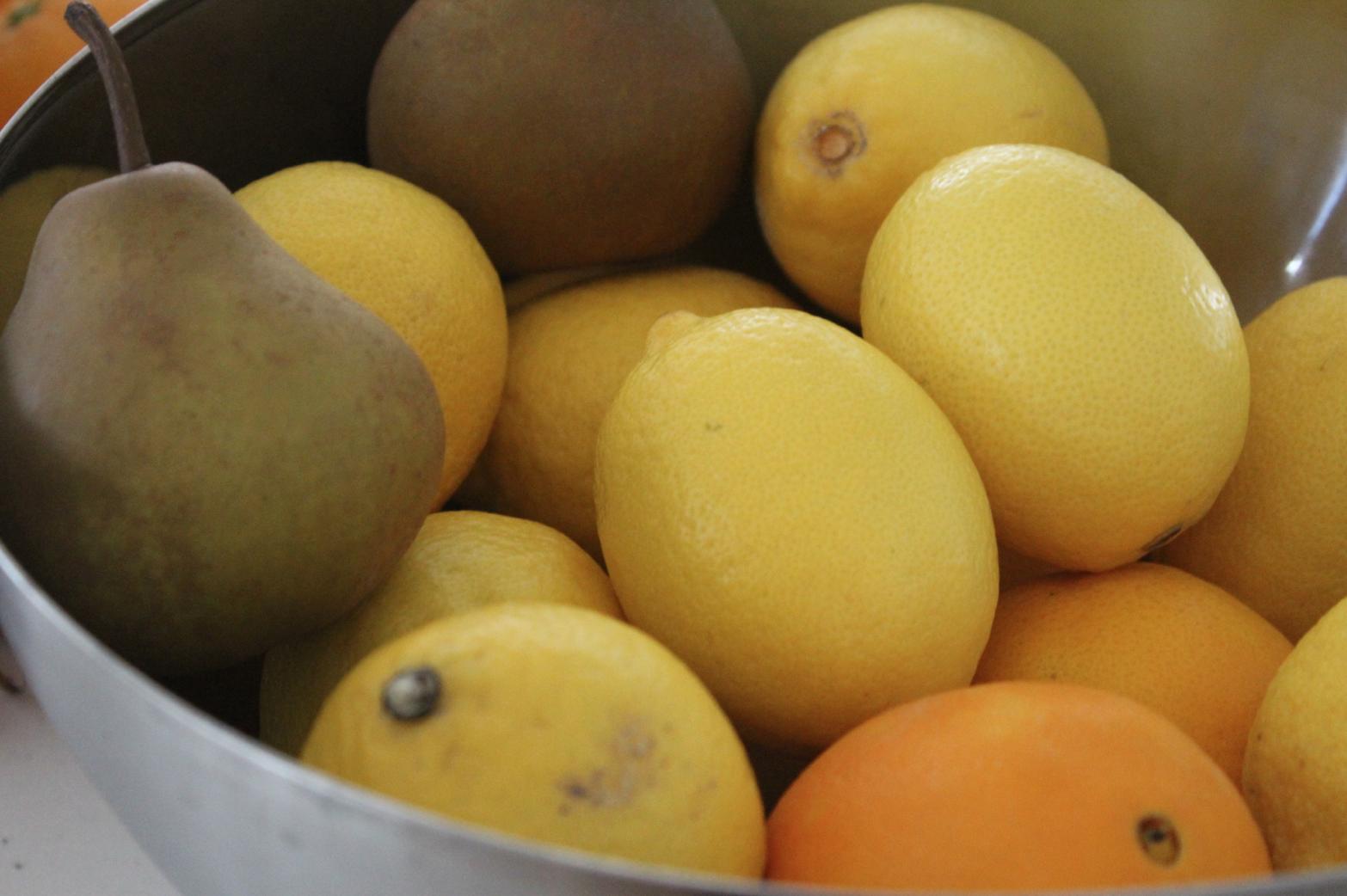 5 Zitronen