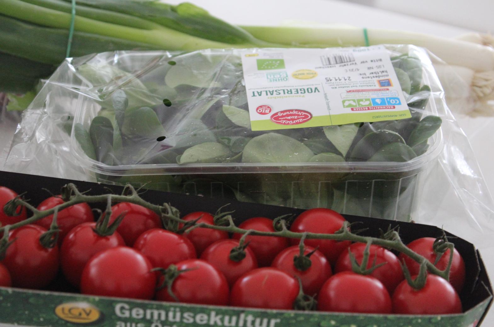 6 Gemüse