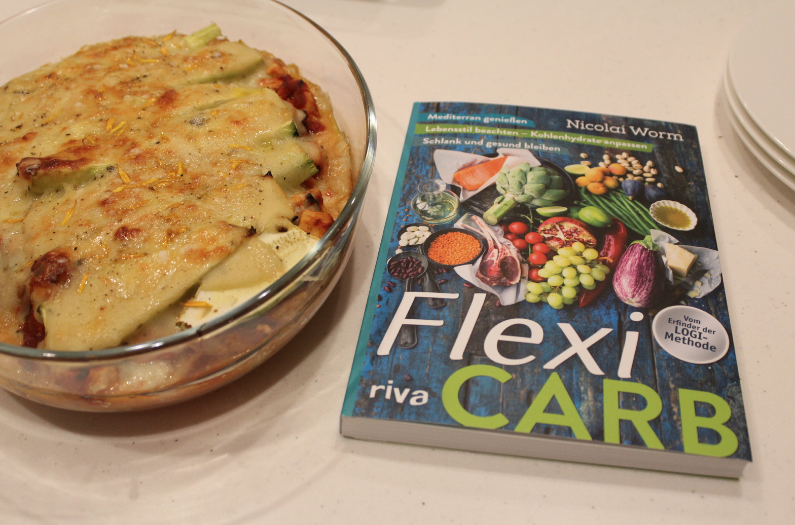 8 Flexi Carb Buch