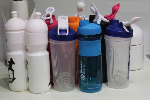 11 Trinkflaschen BPAfrei