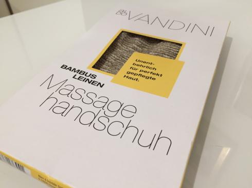 16 Massagehandschuh Vandini