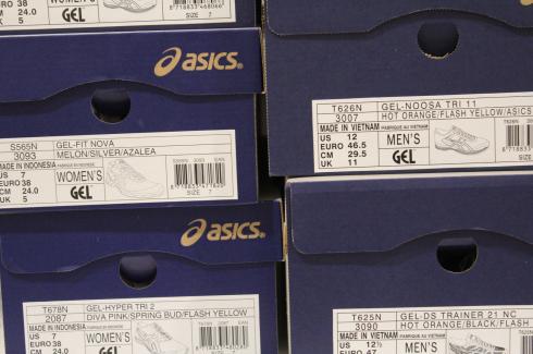 20 ASICS Laufschuhe Modelle Frühjahr Sommer 2016