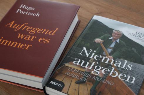21 Biografien Portisch Androsch