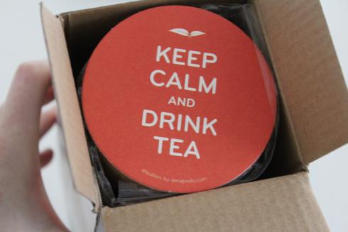 5 Keep calm and drink Tea
