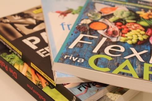 6 Bücher Ernährung Kochen gesund essen gesund leben