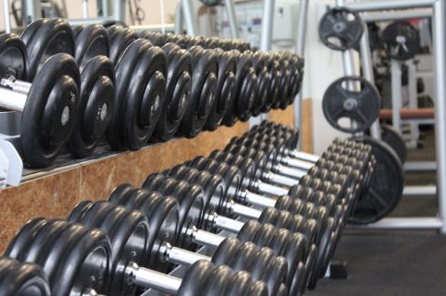 7 Training Gym Hanteln Krafttraining