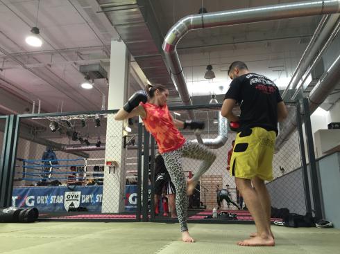 8 Muay Thai Kick Gym 23