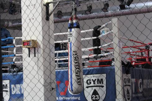 9 Thaiboxen Gym23 Wien