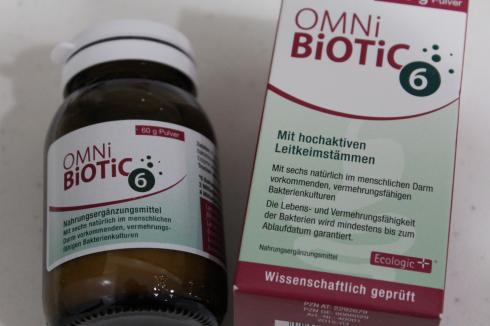 Omnibiotic 6 Immunsystem