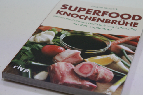 10 Superfood Knochenbrühe Buch