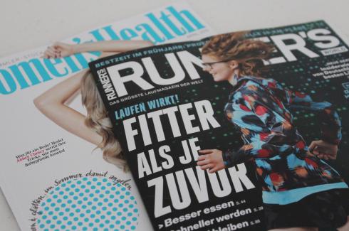 18 Women's Health Runner' World Lesen Zeitschriften