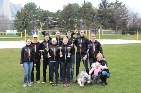 20 Pokale Laufsportpraxis Racing Team