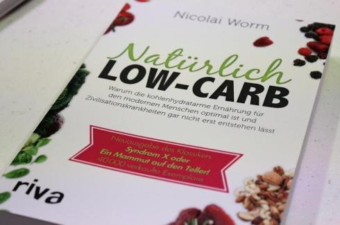 9 Natürlich Low-Carb Buch Worm