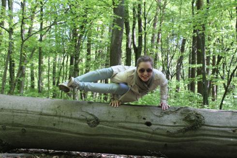 15 Achteck Yoga