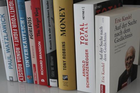 Bücher Biografien
