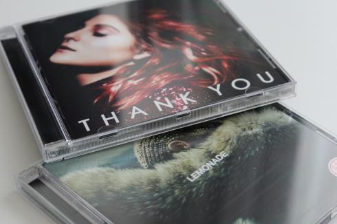 18 neue Alben Meghan Trainor Beyonce