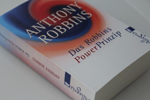 22 Tony Robbins Das Power Prinzip