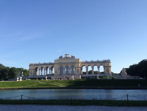 31 Gloriette Wien Schönbrunn